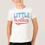 Camiseta deportiva de pequeño Brother
