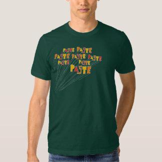 Camiseta dibujada mano del arsenal del logotipo de playeras