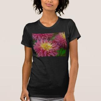Camiseta, diseño de la dalia # 170 playera