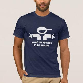 Camiseta divertida con la cita para el amo del fu