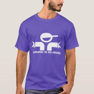 Camiseta divertida con la cita para los mecánicos