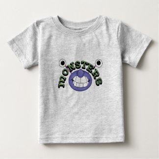 Camiseta divertida de 2 de los ojos del tema del