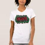 Camiseta divertida de Chiquita del mexicano