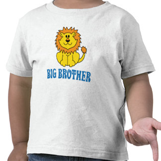 Camiseta divertida de hermano mayor