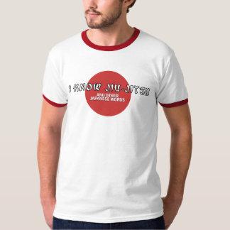 Camiseta divertida de Jiu-Jitsu Camisas