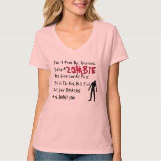 Camiseta divertida de la Anti-Tarjeta del día de Playeras