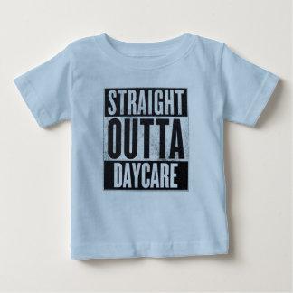 Camiseta divertida de la guardería recta de Outta Poleras