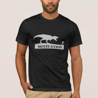 Camiseta divertida de la motivación de T-Rex