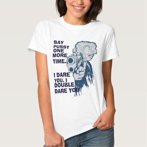 camiseta divertida de la parodia de la cita de la