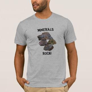 Camiseta divertida de los colectores de la roca de