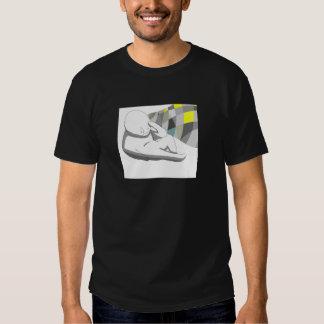 Camiseta divertida de Niap de la angustia Remeras