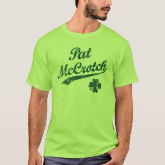 Camiseta divertida de Pat McCrotch del vintage de