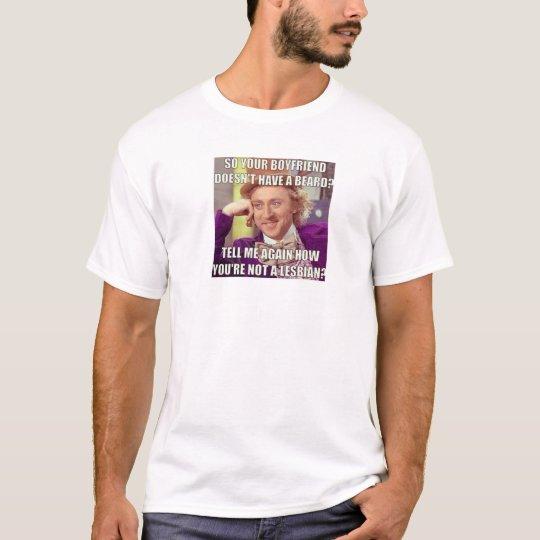 Camiseta divertida de Willy