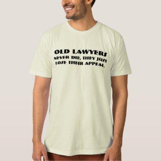 camiseta divertida del abogado remeras