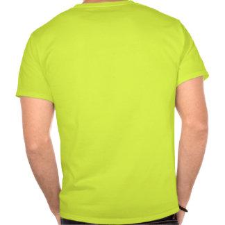 Camiseta divertida del boletín del OSHA