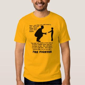 Camiseta divertida del consejo del orgullo remera