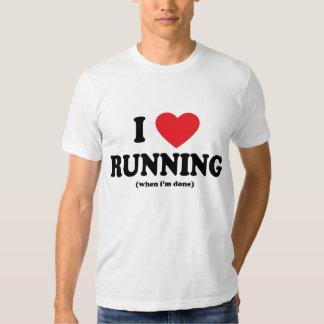 camiseta divertida del funcionamiento del amor de playera