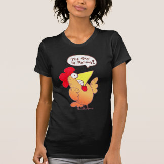 Camiseta divertida del pollo de la camiseta el |