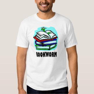 Camiseta divertida del regalo de la lectura del poleras