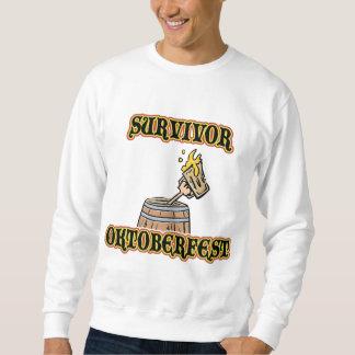 Camiseta divertida del superviviente de