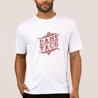 Camiseta divertida del Taco - cultura hispánica Camisas