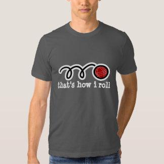 Camiseta divertida el | de la bola de bocce que es remera