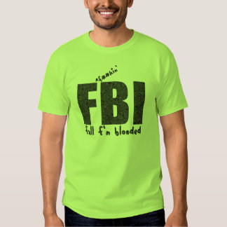 Camiseta divertida italiana llena de Blooded Playeras