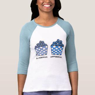 Camiseta divertida linda de los amantes de los ará playera