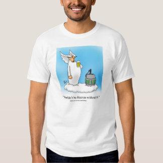 """Camiseta divertida """"Spectickles """" del ángel de la Playeras"""