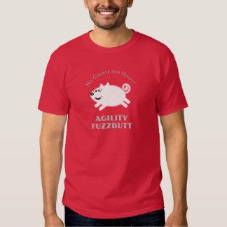 """""""Camiseta DK vers. de la agilidad del perro de Playera"""