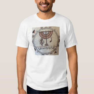 Camiseta do Museu dos Mosaicos na Judeia em Israel Shirt