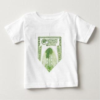 Camiseta doblada de $20 bebés