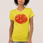 Camiseta doble de la felicidad de Phoenix del drag