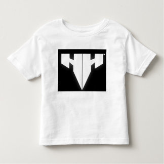 "Camiseta doble de los niños de H ""Winkyman"" Playera"