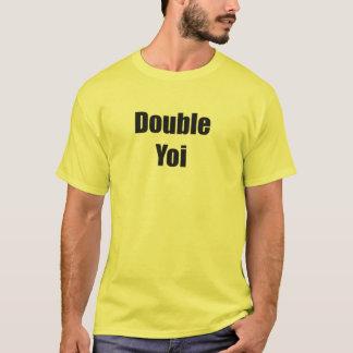 Camiseta doble de Yoi