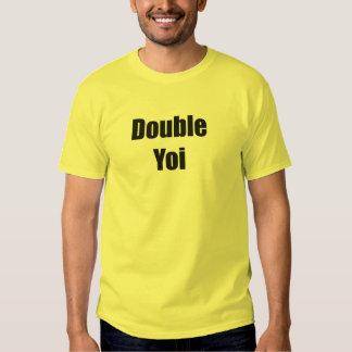 Camiseta doble de Yoi Remera