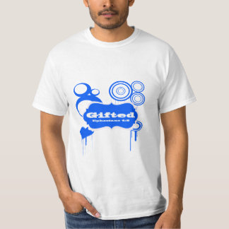 Camiseta dotada remeras