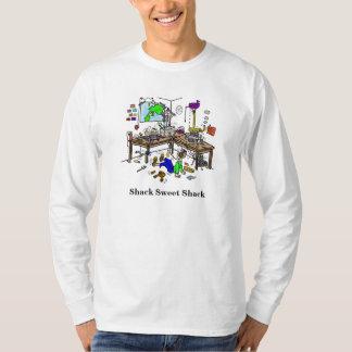 Camiseta dulce del equipo de radio-aficionado de