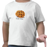 Camiseta dura de la galleta