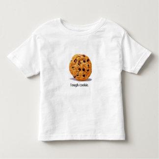 Camiseta dura de la galleta playera