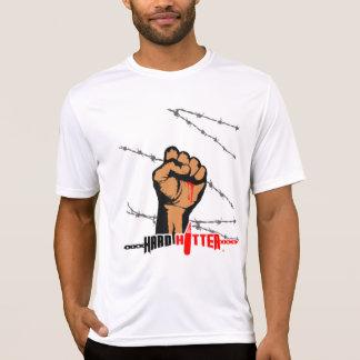 Camiseta dura de la Micro-Fibra del alambre de Remera