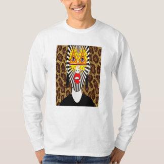 Camiseta egipcia de la influencia playeras