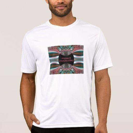 Camiseta el encantar de príncipe remera