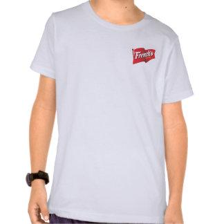 Camiseta - el frente del francés; HSH apoyan Remeras