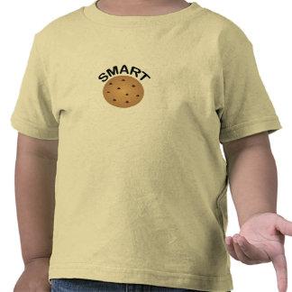 Camiseta elegante de la galleta para los niños