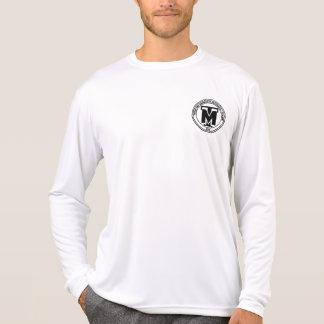 Camiseta em microfibra