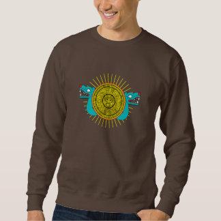 Camiseta emplumada de la serpiente sudadera