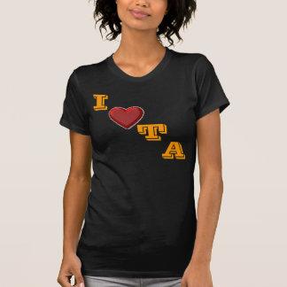 Camiseta encapuchada del amor