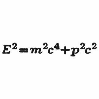 camiseta, energía total de Einstein - generalizada
