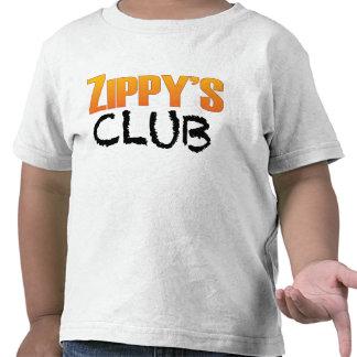 Camiseta enérgica del niño del club